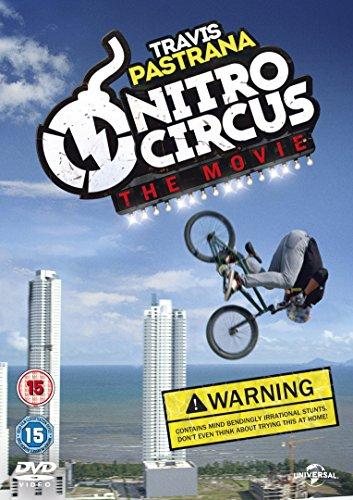 Nitro Circus: The Movie [Edizione: Regno Unito] [Reino Unido] [DVD]