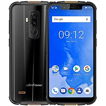 ULEFONE Armor 5-5.85 Pulgadas HD + (19: 9 Pantalla de Notch) IP68 ...
