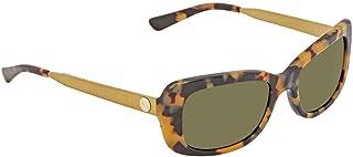 75804f690df Michael Kors MK2061 324471 Dark Vintage Tortoise Rectangle Sunglasses for  Womens