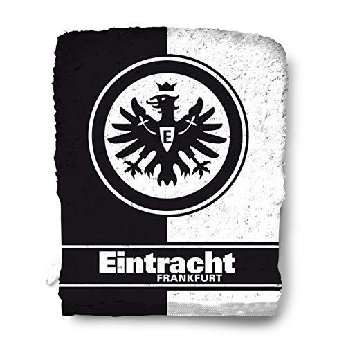 Eintracht Frrankfurt Waschhandschuh 16x21 cm Lizenz