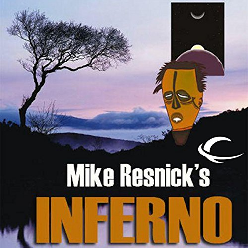 Inferno: The Galactic Comedy, Book 3 cover art