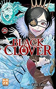 Black Clover Edition simple Tome 26