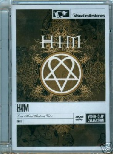 HIM - Love Metal Archives Vol. 1 (+ Bonus-DVD) [Limited Edition]