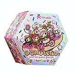 tokidoki Aurora Toys - Donutella And Her Secret Friends Series 2, Brown