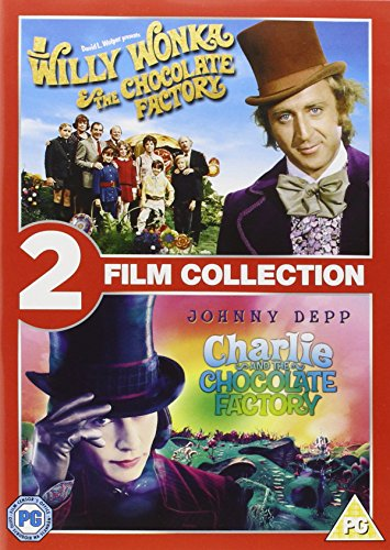 Willy Wonka + Charlie And The Chocolate Factory [Edizione: Regno Unito]