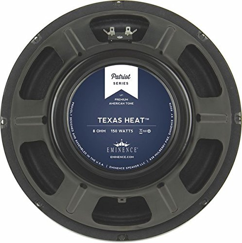 Eminence Patriot Texas Heat 12' Guitar Speaker,...