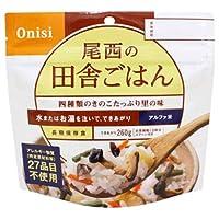 尾西食品 田舎ごはん 1食分SE 100g×50個入×(2ケース)
