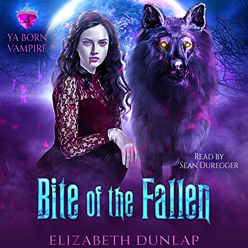 Bite of the Fallen Audiobook By Elizabeth Dunlap cover art