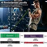 Zoom IMG-1 gonex elastici fitness resistenza 4