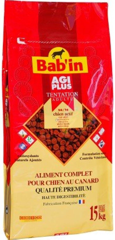 Bab'in Agipus Tentation Adulto Active 15 KG