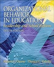 Organizational Behavior in Education: Leadership and School Reform (10th Edition)