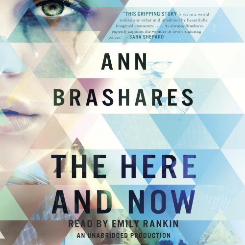 The Here and Now audiobook cover art