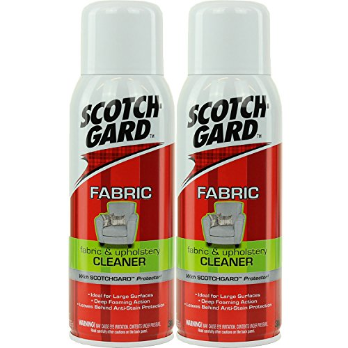 2 X 3M SCOTCH GARD GUARD SCOTCHGARD SOFA FABRIC & UPHOLSTERY CLEANER PROTECTOR
