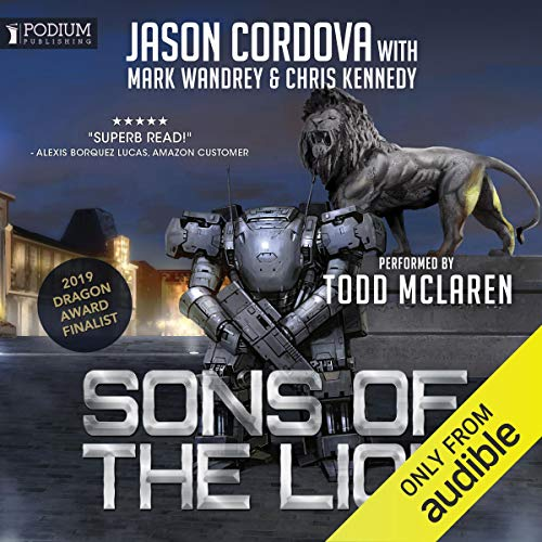 Sons of the Lion: The Omega War, Book 11