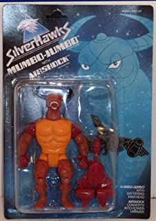silverhawks toys