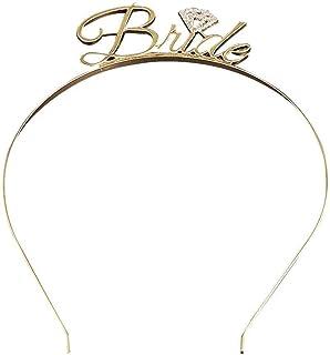 Pom Pom Rhinestone Crown Headband
