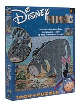 Disney Photomosaic Eeyore Jigsaw Puzzle 1026pc