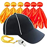 6 Pieces Football Penalty Flag Tossing Flags...