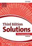 Solutions 3rd Edition Pre-Intermediate. Workbook Pk (Solutions Third Edition)