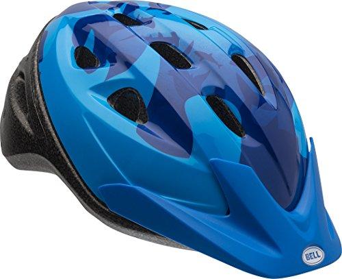 Bell 7073351 Rally Child Helmet, Blue Fins