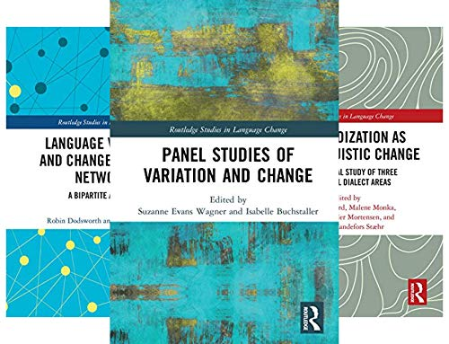 Routledge Studies in Language Change (3 Book Series)