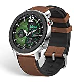 Amazfit Smartwatch GTR 47mm 1,39'' Touch Control Display a Ccolori Orologio Sportivo da Polso Impermeabile 5 ATM Cronometro con GPS, Contapassi, Monitor del Sonno, 12 Modalità Sport per Donna Uomo