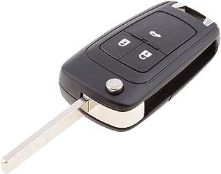 Homyl — Carcaça de chave de controle remoto para Chevrolet Cruze Epica com 3 botões