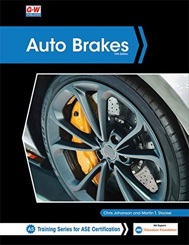 Auto Brakes Training Series for Ase Certification product image