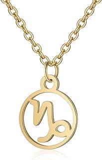 Best capricorn necklace pendant Reviews
