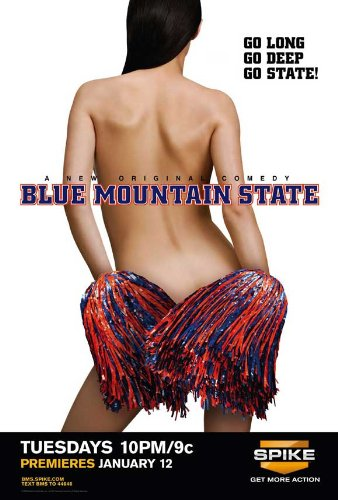 Blue Mountain State (TV) 11 x 17 TV Poster - Style B