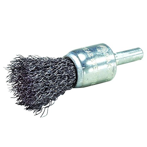 Mercer Industries 180010B Crimped End Brush, 3/4