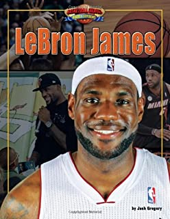 Lebron James (Basketball Heroes Making a Difference)