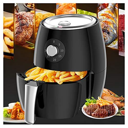QQB Luftfritteuse Elektrische Heißluftfritteuse Ofen Ölfrei Antihaft-Herd Küche Kochen Mit Zusätzlichem Zubehör, Gesundheit Multifunktionskochen