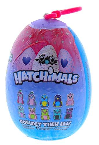 Hatchimals Glittering Garden Plush Clip-On