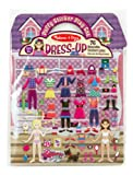 Melissa & Doug Puffy Sticker Play Set: Dress-Up