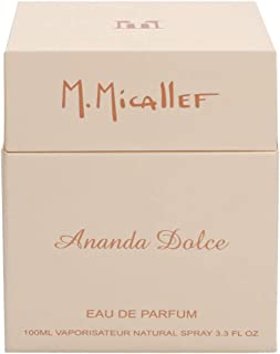 M.Micallef Ananda Dolce Women's Eau de Perfume, 100 ml