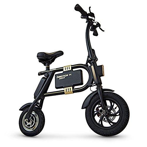 InMotion P1F Mini-Scooter, Unisex-Adult, Noir, 900 x 650 x 200 mm