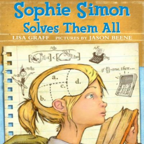 Sophie Simon Solves Them All audiobook cover art