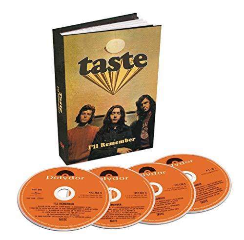 Taste: I'Ll Remember (4-CD Boxset) (Audio CD (Box Set))