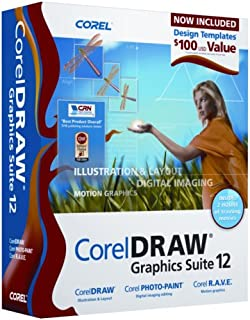 CorelDraw Graphics Suite 12 Upgrade [OLD VERSION]
