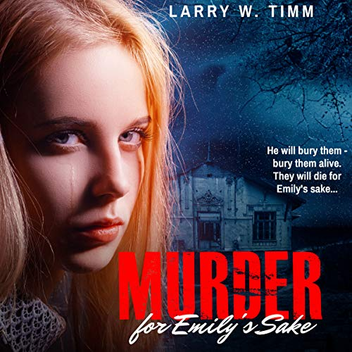 Murder for Emily's Sake audiobook cover art