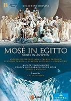 Rossini: Mose in Egitto [DVD]