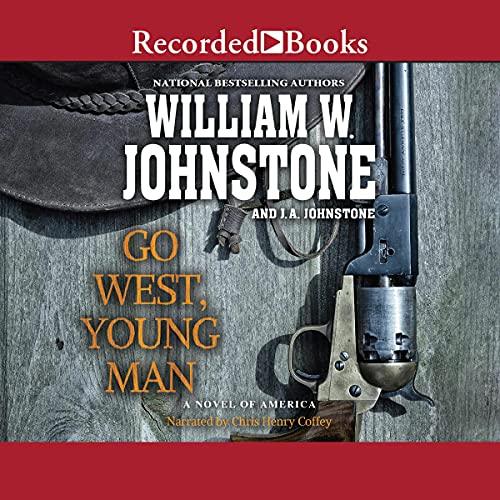 Go West, Young Man cover art