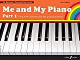 Me and My Piano Part 1: Very First Lessons for the Young Pianist (Waterman/Harewood Piano) (Pt. 1) by Staff, Alfred Publishing (1988) Paperback