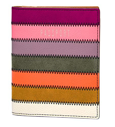 Fossil Travel Passport Case Multi