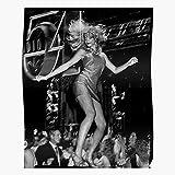 54 Studio Music Dance Pop Club Disco 70S Home Decor Wall Art Print Poster !