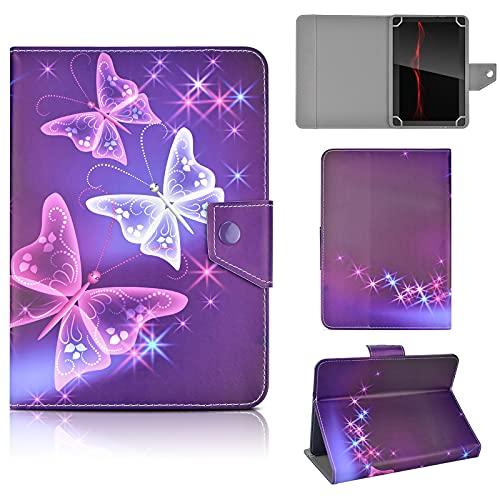 KATUMO Coque pour Universal Tablet 7 Pouces / Tablet AQPROX 7 / Vankyo Tablet 7 / Samsung Galaxy Tab 3 / Tablet Harhne 7 / Tablet Aeezo 7 Housse de Protection pour Tablet 7 Pouces