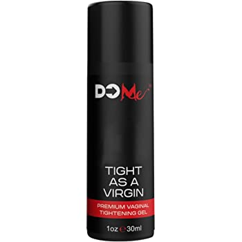Vaginal Tightening Gel - Tight As a Virgin - All Natural and Totally Effective - Best for a Tighter Vag!