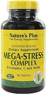 Nature's Plus, Mega-Stress Complex, 90 Tablets