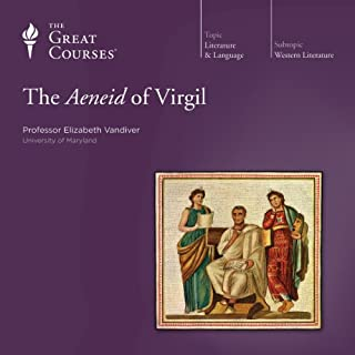 The Aeneid of Virgil                   Written by:                                                                                                                                 Elizabeth Vandiver,                                                                                        The Great Courses                               Narrated by:                                                                                                                                 Elizabeth Vandiver                      Length: 6 hrs and 8 mins     4 ratings     Overall 4.5